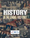 History of the League: 1937 to 2007 Cover
