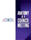Anatomy of a Council Meeting Cover