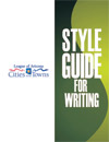 Style Guide for Writing Cover